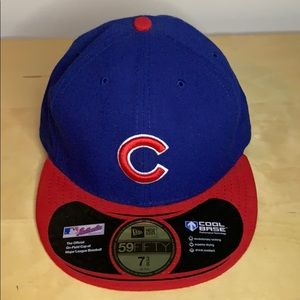 NWT New Era Chicago Cubs 7 3/8 MLB cap